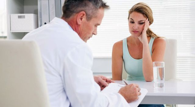 Назначения гинеколога