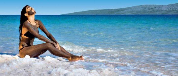 Лечение суставов на море