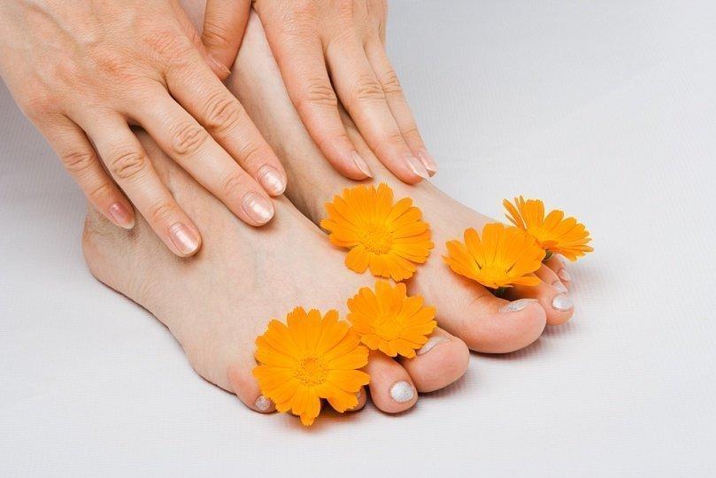 Лечение приводит к исчезновению болей в ступнях