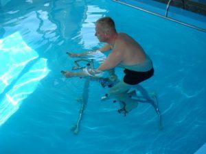 Артроз и плавание