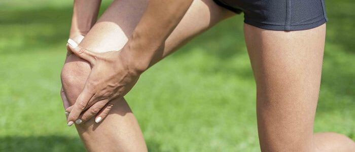 Лигаментит сустава колена