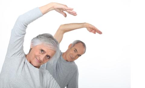 Лучшая поддержка пострадавшего родственника – совместное выполнение упражнений