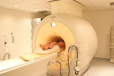 Магнитно-резонансная томография.