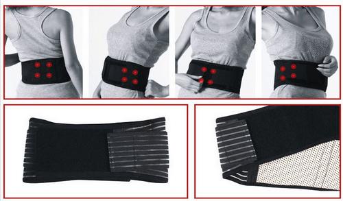 Как правильно носить пояс с магнитами