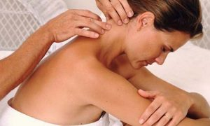 Массаж при остеохондрозе шейно-грудного отдела позвоночника