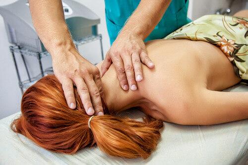 может ли болеть спина после массажа при остеохондрозе