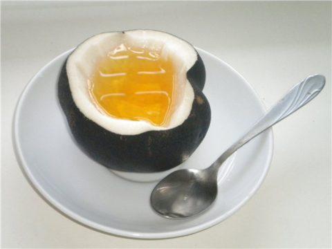 Мед растворенный соками редьки черной – очень полезен при бронхите