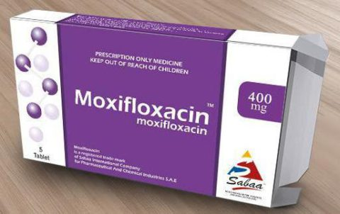 Моксифлоксацин