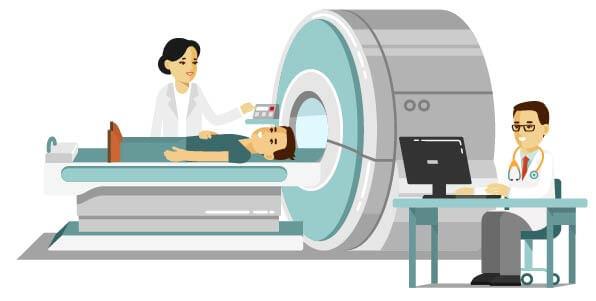 МРт при защемлении нерва