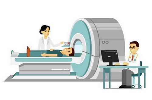 от чего хрустит позвоночник - диагностика МРТ