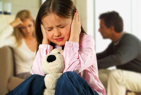 Напряженные отношения в семье как основная причина бронхита.