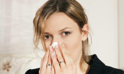 Нарушение дыхания и одышка