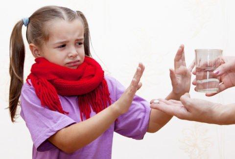 Не интенсивный кашель