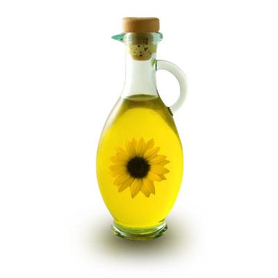 Нерафинированное растительное масло