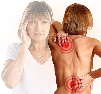 Стресс причина спазмов мышц спины