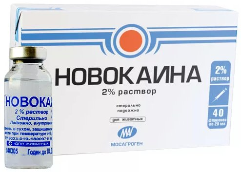 Новокаин - препарат для блокады