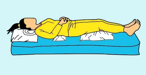 Как снять боль в спине при помощи позы
