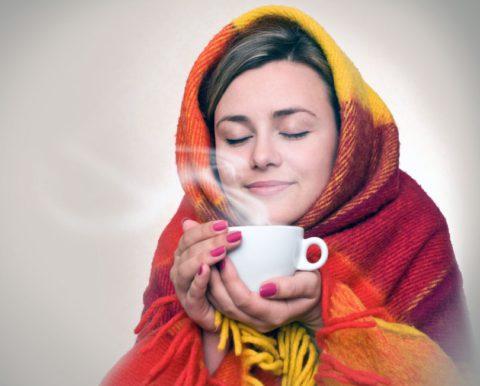 Обильное питье и инфузии помогут справиться с интоксикацией