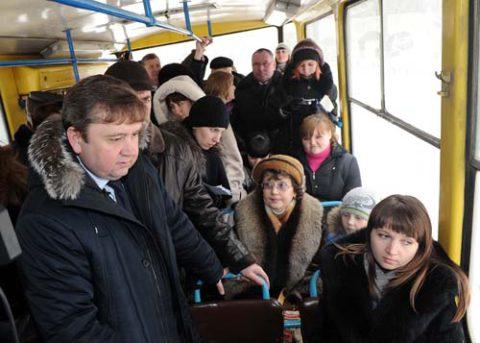 Общественный транспорт – место инфицирования респираторными инфекциями