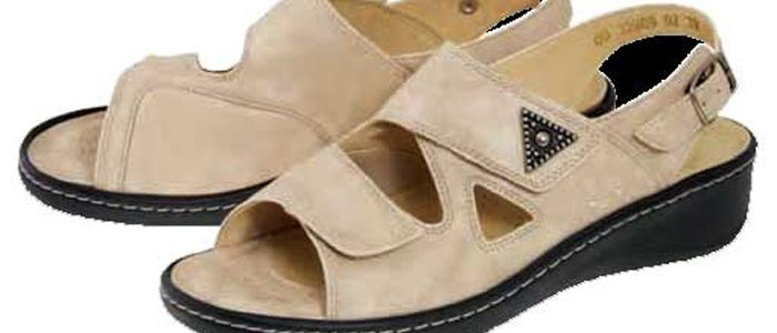 Обувь для ног с косточками