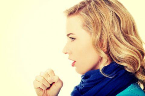 Обязательно ли должен проявляться кашель?