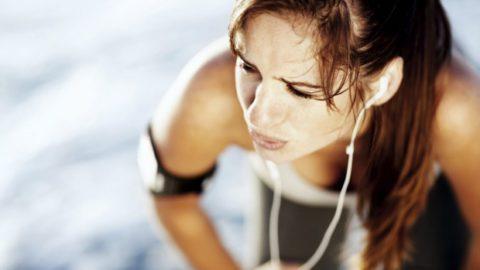 Одышка – один из основных симптомов, по которым можно определить состояние