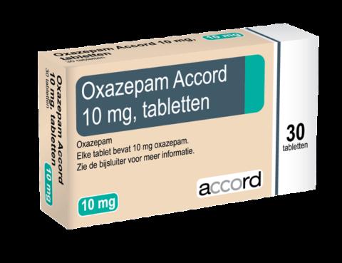 Оксазепам