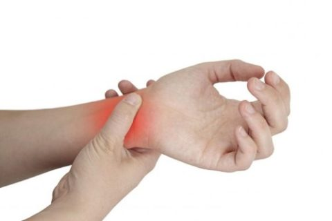 Определение крепитации и хруста костных элементов при переломах