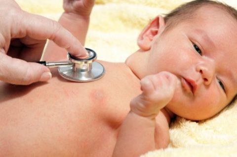 ОРВИ и ОРЗ, перенесенные малышом в первом полугодии жизни, могут провоцировать частые обструктивные бронхиты у ребенка