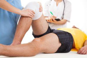 Удаление кисты в коленном суставе