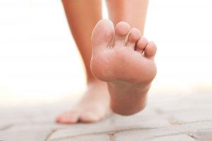 Операция по удалению шишек на ногах