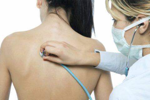 Основные методы диагностики рака легких.