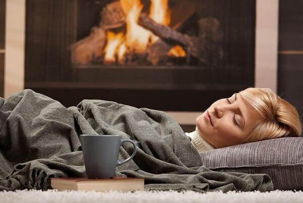Отдых после бани при грудном остеохондрозе