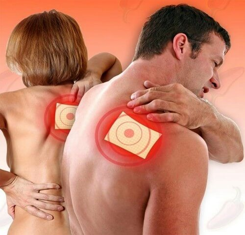 перцовый пластырь инструкция по применению при боли в спине