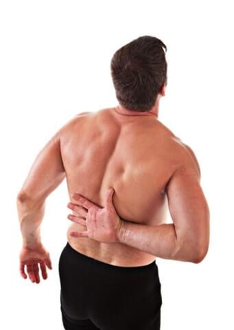 боли в спине под лопатками причины и лечение
