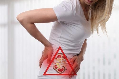 Пиелонефрит - причина боли в пояснице