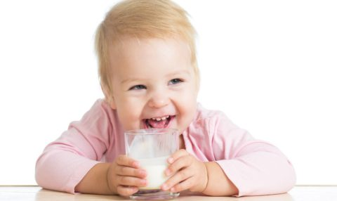 Питание ребенка при бронхите
