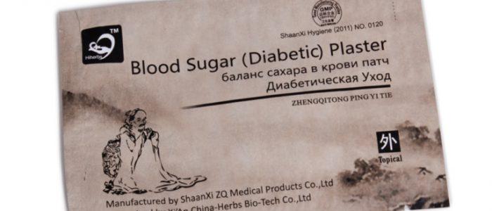 Пластыри для лечения диабета