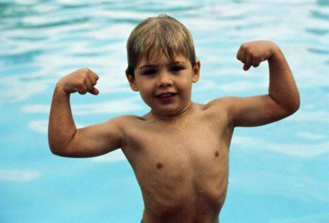 Плаванье и любой другой вид спорта укрепляют иммунитет