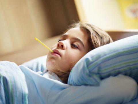 Пневмония у детей старшего возраста протекает более благоприятно