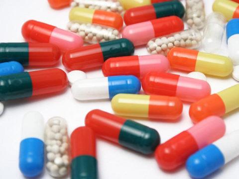 Побочные эффекты от применения антибиотиков.