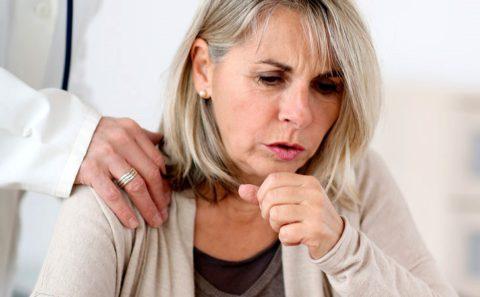 Почему проявляется кашель.