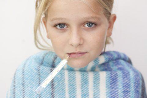 Повышение температуры тела – это один из признаков инфекции