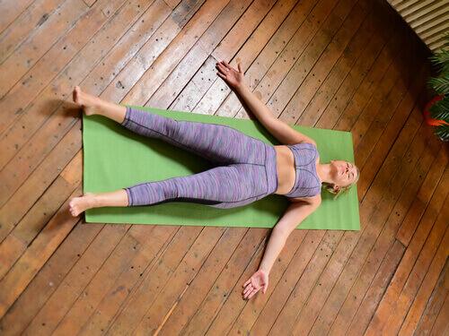 как максимально расслабить мышцы спины