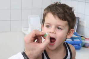 Транзиторный синовит у ребенка