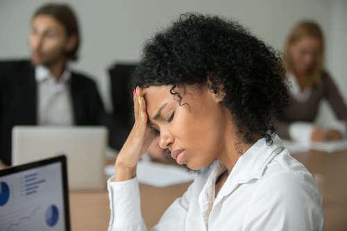Симптом остеохондроза - утомляемость