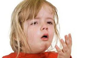 Приступообразный кашель у ребенка