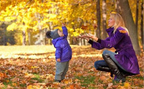 Прогулки на улице возможны только после устранения болезненное симптоматики