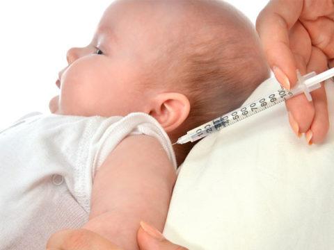 Проведение вакцинации БЦЖ для новорожденных