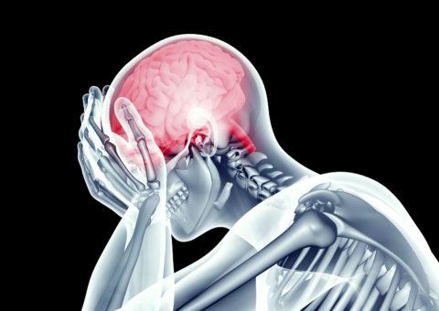 Проявления ушиба мозга выявляют у 10% пострадавших при ударе головы